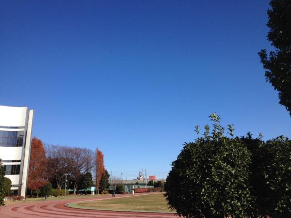 戸田スポーツセンター屋外写真
