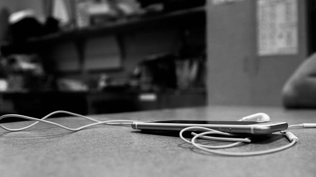 録音機器としてのスマートフォン