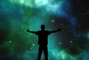 宇宙とつながる