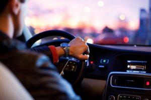 落ち着きのある運転