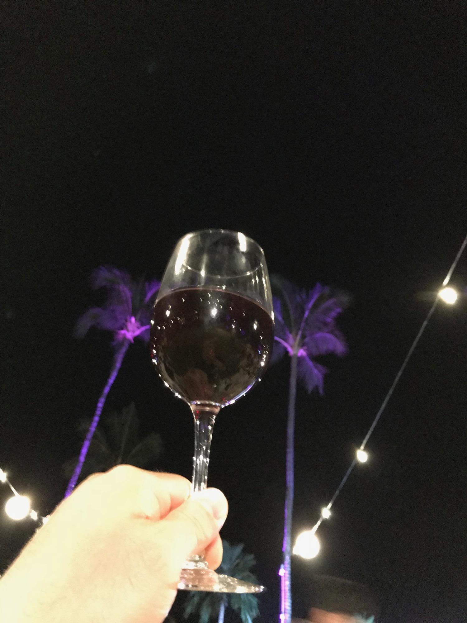 美味しかった赤ワイン